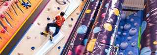 Indoor Climbing Adventure | Team building and activities