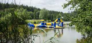 AquaParc at Longleat Forest